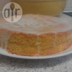 Lemon christening cake recipe