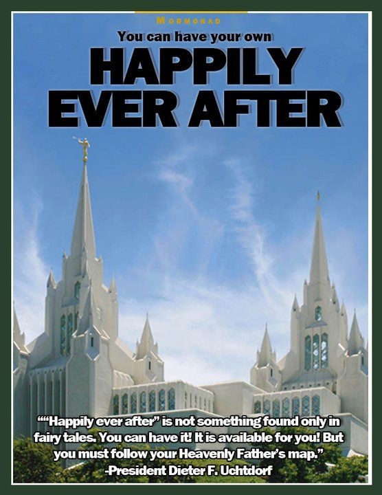 Temple marriage...families are forever.