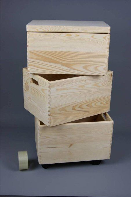Wood Effect Kids Playroom Bedroom Storage Chest Trunk: 1000+ Ideas About Wooden Toy Boxes On Pinterest
