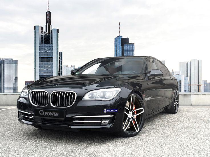 G-POWER 760i: Der Luxus-BMW bekommt mehr Dampf  http://www.autotuning.de/g-power-760i-der-luxus-bmw-bekommt-mehr-dampf/ BMW 7er, BMW Tuning News, G-POWER, G-POWER 760i