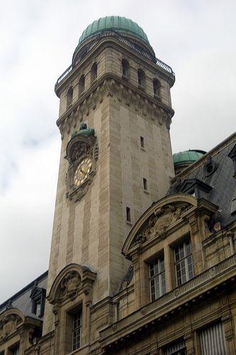 Latin Quarter: Universite de Paris - La Sorbonne - Tour observatoire.Paris 5ème