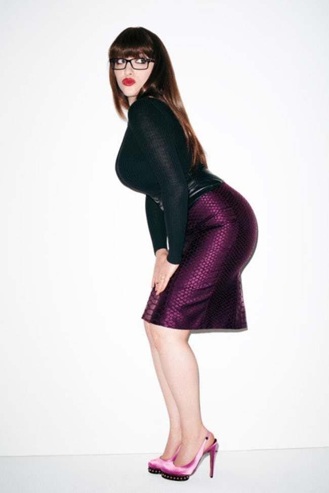 Kat Dennings Dropped a Pen is listed (or ranked) 12 on the list The 28 Hottest Pics of Kat Dennings