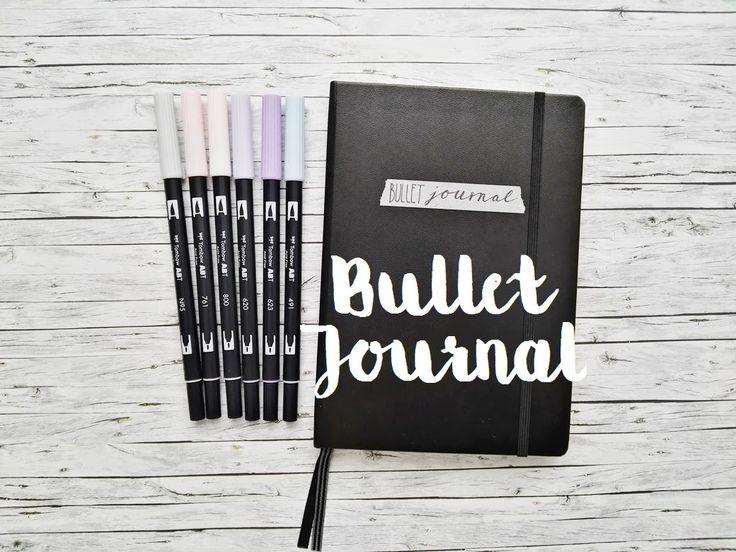 Hallo ihr Lieben! Heute geht es ausnahmsweise einmal nicht um das Filofaxing, sondern um mein Bullet Journal. Ich habe erst vor Kurzem damit begonnen und möc...
