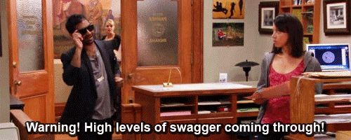 Styles and Smarts: 40 before 40 (Parks and Rec visual aides edition)