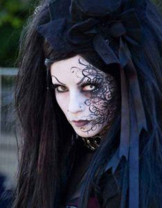 halloween makeup ideas witch