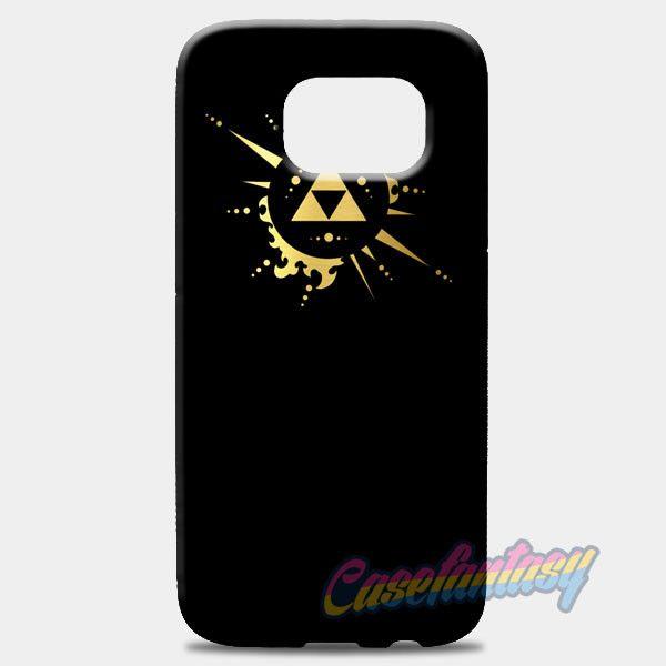 Eagle Triforce Black Legend Of Zelda Samsung Galaxy S8 Plus Case | casefantasy