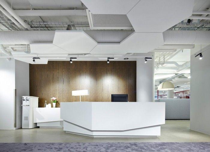 Wise Groups Activity based Stockholm Offices / BSK Arkitekter
