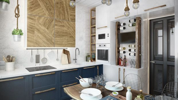 Как переделать захламленную кухню в уютное пространство https://www.inmyroom.ru/posts/13483-nebanalnyj-dizajn-standartnoj-kuhni-v-brezhnevke?utm_source=RSS   Керамическая плитка на полу, фреска на потолке, зеркала на стене – дизайнеры ToTaste Studio рассказывают, как превратить загроможденную кухню в пространство, где хочется не только готовить Читать статью полностью...