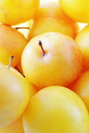 Yellow Plum Chutney