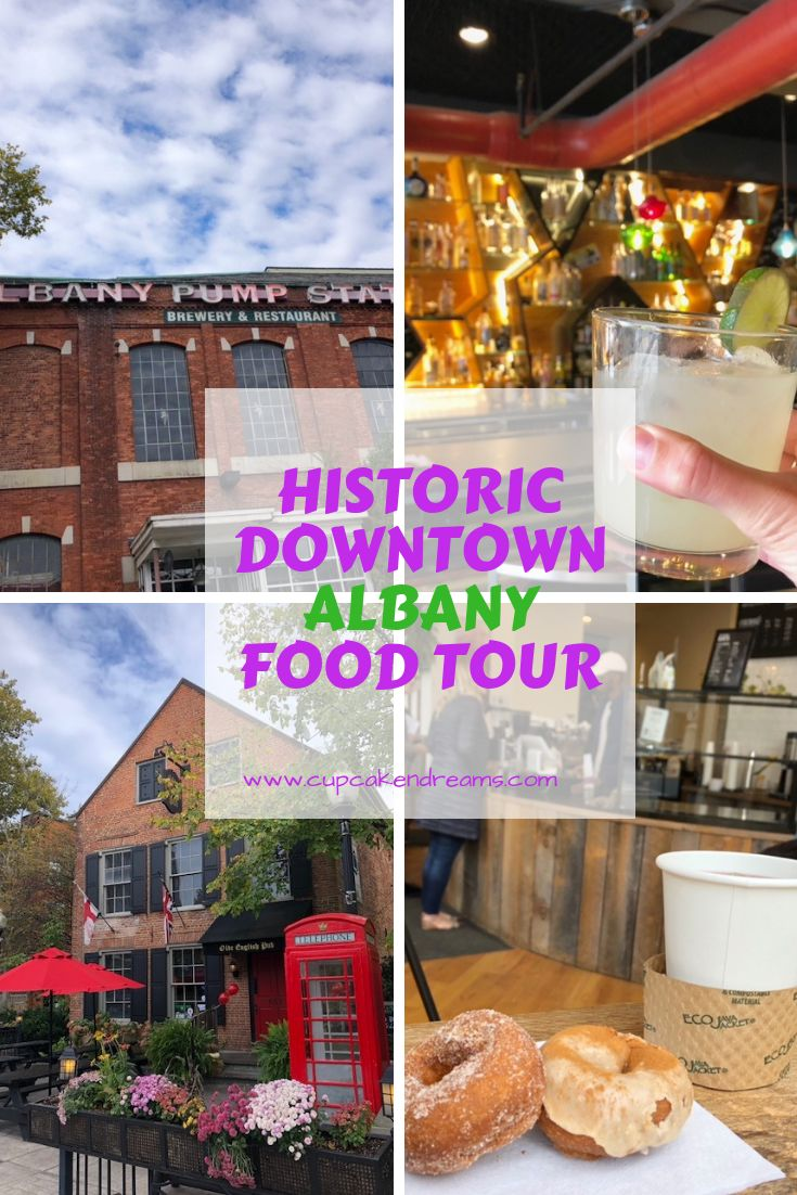 Historic Downtown Albany New York Food Tour
