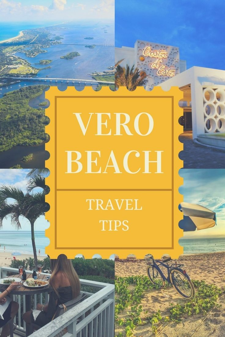 Travel to Vero Beach: Best hotels, restaurants, and things to do in Vero Beach, Florida.
