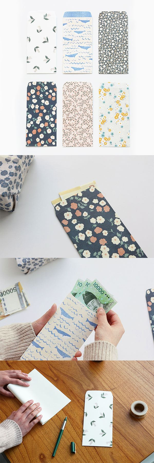 What will you give in these cuter than cute envelopes? ^.~*