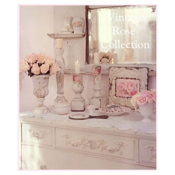 Romantic Bedroom and Romantic decorating at Vintage Rose Collection ...