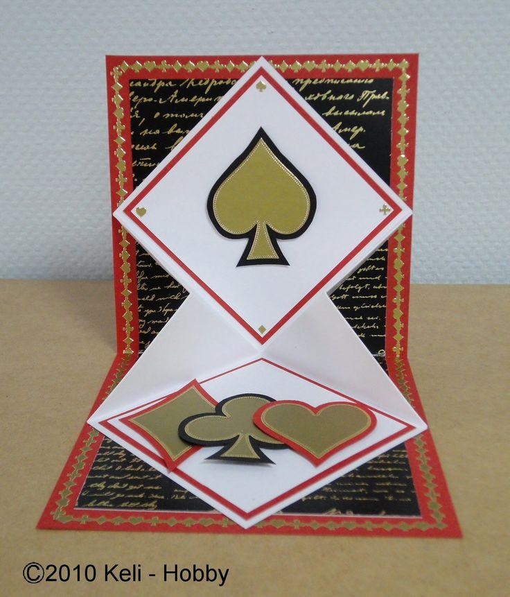 Voor de man (vrouw mag ook) die van kaartspelen houdt.