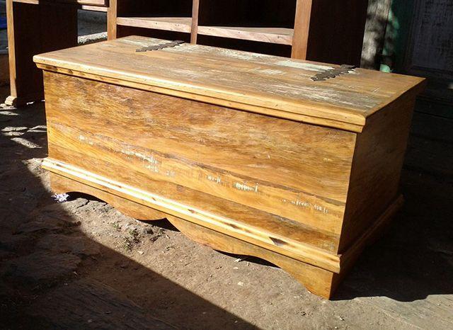 Bau De Madeira Para Quarto Ba Dallas Casal De Madeira Macia Pinus