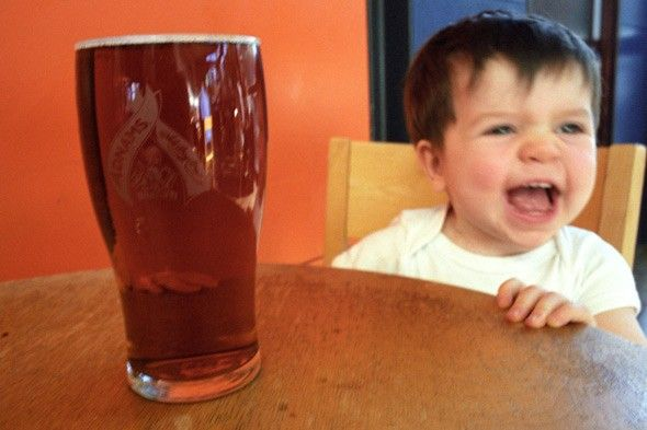7 reasons to take your kids to the pub