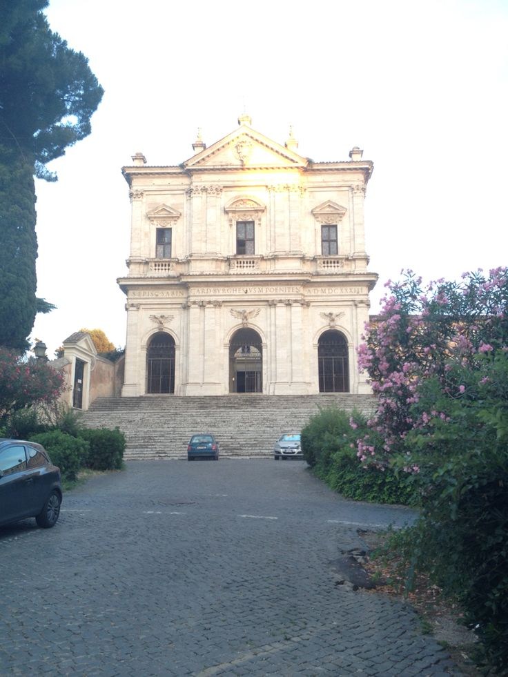S Gregorio al Celio in Rome