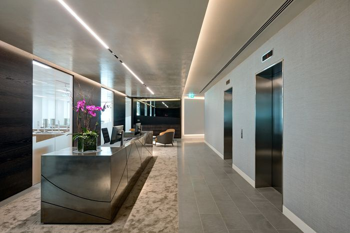 Hedge Fund Offices London Office Snapshots Luxury Office Office Interior Design Modern Office Design