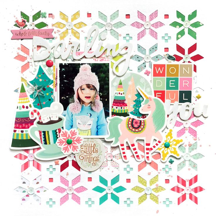 WONDERFUL YOU by Cat Martin -  Designer Spotlight with Paige Evans: Cat Martin - Stamp & Scrapbook EXPO #CatMartin #PaigeEvans #SSBE2018 #scrapbooking