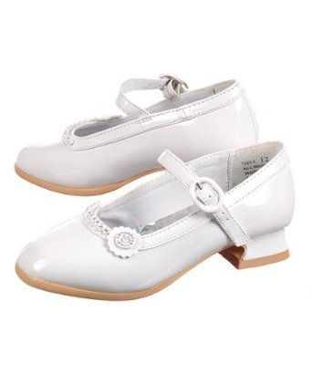 """white patent leather """"Easter shoes"""" - remember?"""