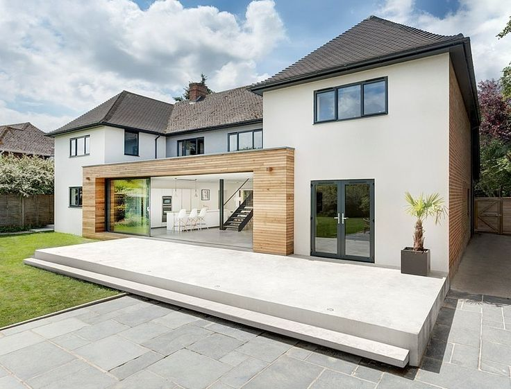 The Runners House by AR Design Studio   Winchester, U.K  A contemporary extention to an old house