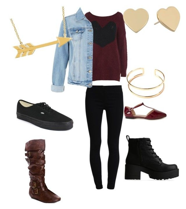 """""""Cute freshman outfit"""" by lemairelexie on Polyvore"""