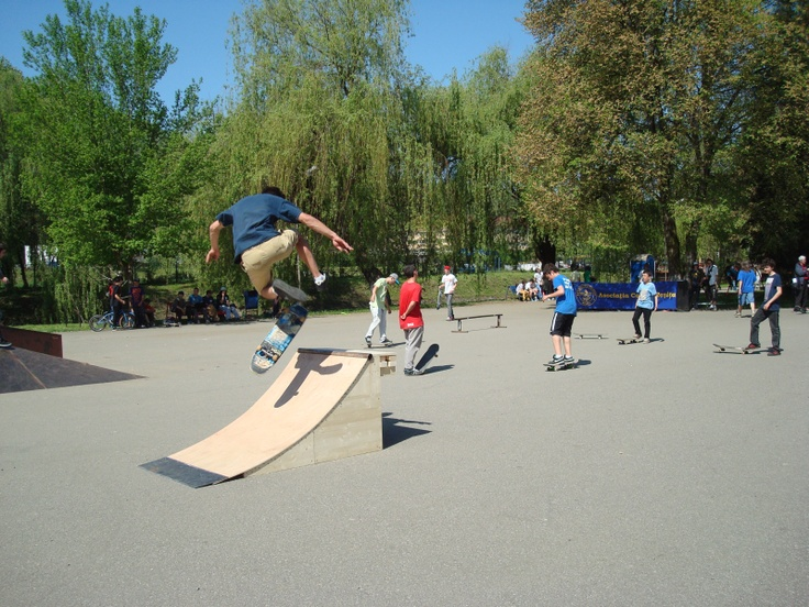 skate - Resita