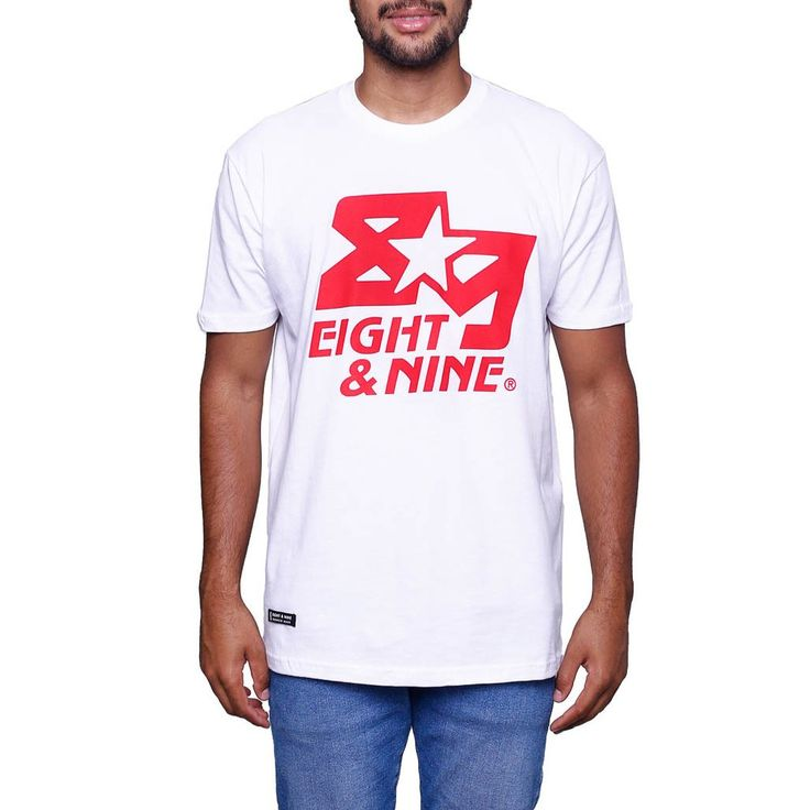 Classic Finisher White Shirt front