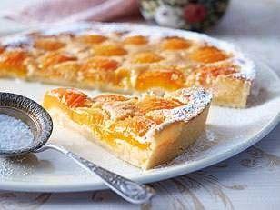 Frangipane Tarte with Apricots