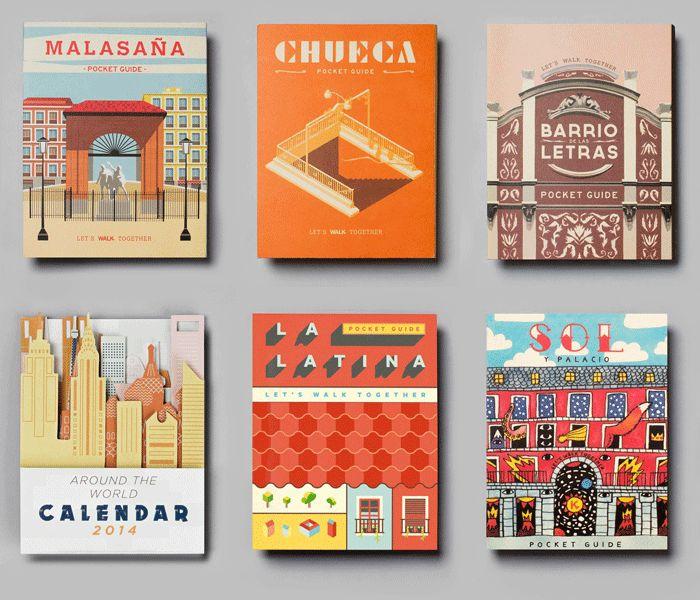 Descubre las fantásticas guías de barrios de Madrid de @walkwithme_es, con una selección de lugares entrañables y a veces dificilmente accesibles para el visitante; en inglés y castellano, para disfrutar o regalar: https://www.veniracuento.com/categoria/guias