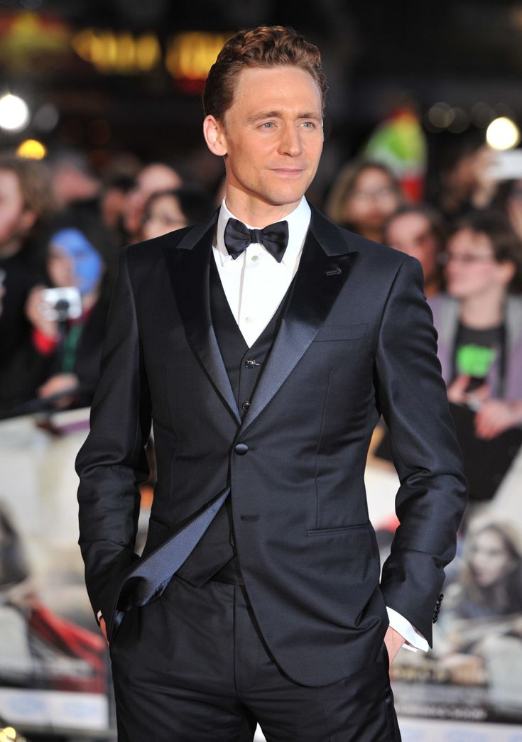Tom Hiddleston and His Wife | ... , Idris Elba & Tom Hiddleston for 'Thor 2′: who would you rather