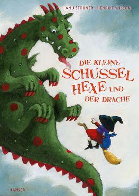 Bücher aus dem Feenbrunnen: Die kleine Schusselhexe und der Drache