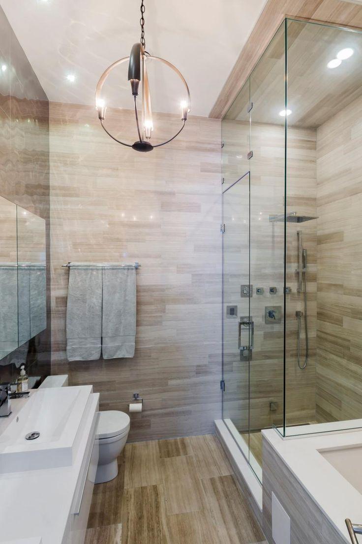 55 best bath lighting ideas images on pinterest bath accessories contemporary bathroom by bon brise design inc aloadofball Gallery