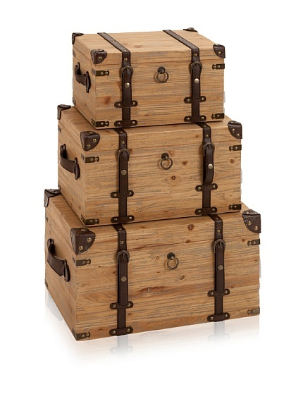 ... Wood Trunk Ideas on Pinterest  Storage chest, Ottomans and Wood trunk