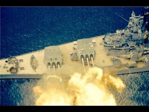 Battleship Operations - USS Iowa In The Korean War - https://www.warhistoryonline.com/military-vehicle-news/battleship-operations-uss-iowa-in-the-korean-war.html