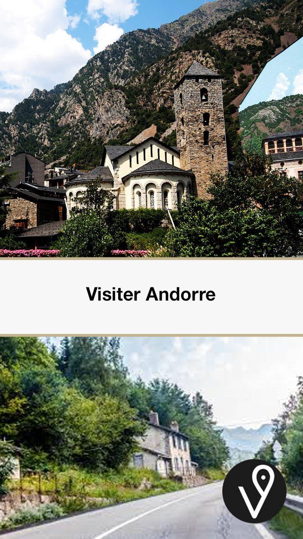 Visiter Andorre Europe Voyage Mansions