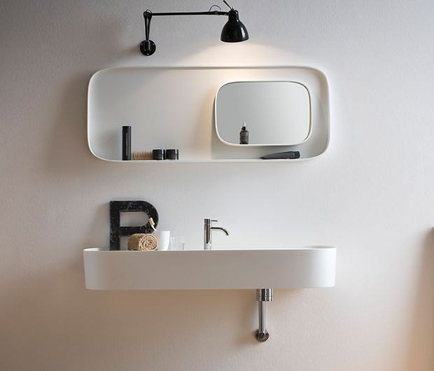 Fonte - Rexa Design, Sanitari / Lavabo, bidet, wc . Living Corriere