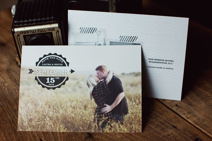 Save the Date template by Jamie Schultz Designs: Misc Photography, Struck Cards, Indie Inspiration Design, Portraits Ideas, Galleries Images, Design Encouragement, Couple Photography, Llpc Ideas, Chic Cards