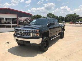 2015 Chevrolet Silverado 1500 LT in Burleson, Texas