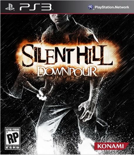 #silent #hill #video #games #downpour