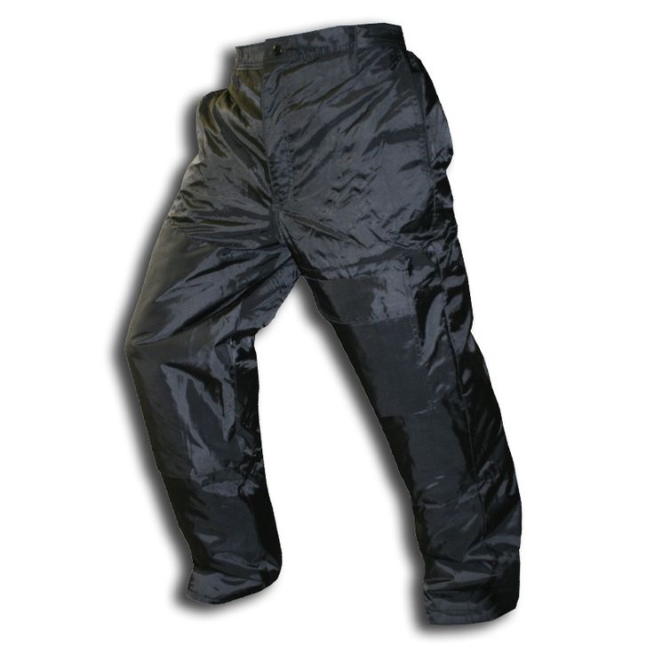 Forester Winter Chainsaw Pants - Black