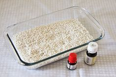 Para fazer vinte sachês vocês vão precisar de: - 100 gramas de sagu - 5 ml de…