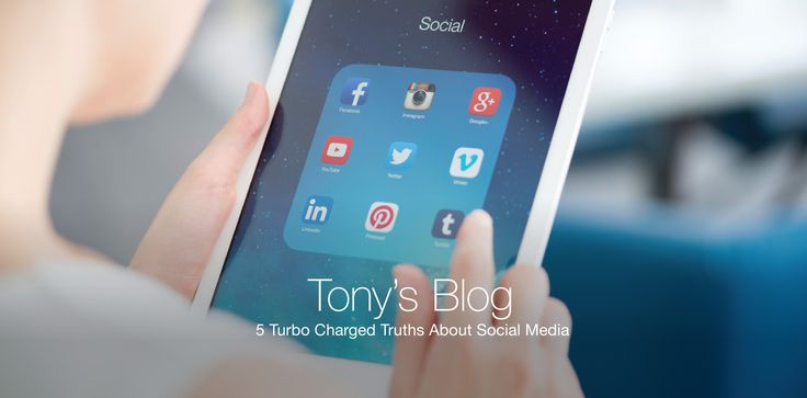 """Social media has been around for a while but some businesses are still freaked out by it. Roma Moulding CEO, Tony Gareri hacks away at some myths in his latest blog """"5 Turbo Charged Truths About Social Media"""""""