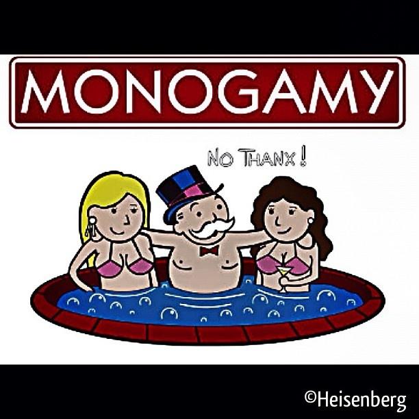 #monogamy