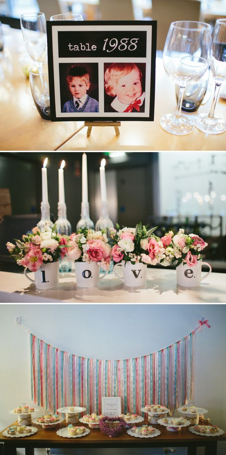 131 best table numbers name ideas images on pinterest table a romantic and glamorous wedding in northern ireland at mount stuart with pink dessy bridesmaid dresses with a dahlia and rose bouquet with an enzoani ombrellifo Images