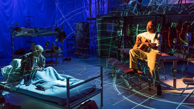 nice A Six-Hour Theatrical Epic About the Hole in the Ozone Layer