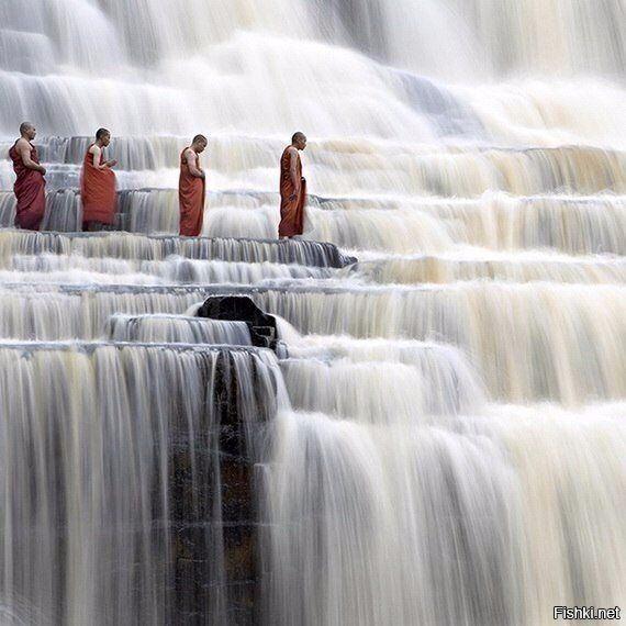 Водопад Понгуа, Вьетнам #tuanlinhtravel #виза #вьетнам www.vietnam-visa-service.com/Russian/