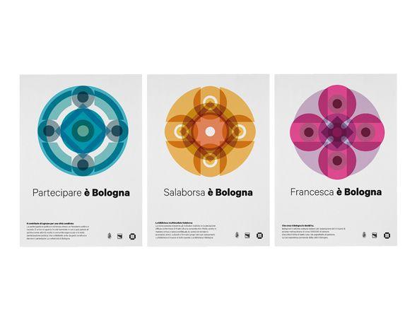 Bologna city #branding #design
