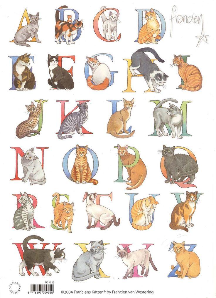 """Franciens Katten"" by Francien van Westering"