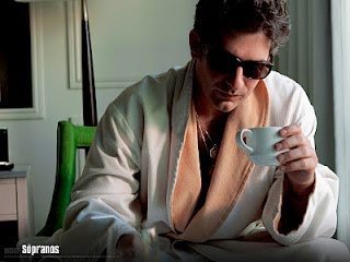 Michael Imperioli is Christopher Moltisanti